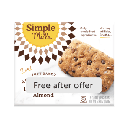 FREE box of Simple Mills Soft Baked Bars
