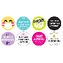 FREE Social Distancing Sticker Pack