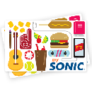 Sonic Drive-In Gift Card Giveaway (Quikly)