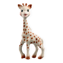 FREE Sophie the Giraffe Baby Teether