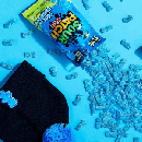 FREE SOUR PATCH KIDS Just Blue Prize Pack