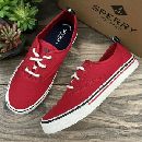2 for $50 Sperry Women's Canvas Sneakers