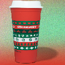 FREE Collectible Holiday Cup from Starbuck