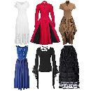 80% Off Steampunk Victorian Style Apparel