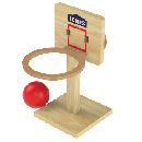 FREE Tabletop Basketball Game