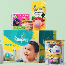 FREE $15 GiftCard w/ $75 Baby Purchase