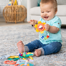 FREE Teethers & Rattles Baby Gift Set