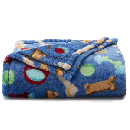 The Big One Supersoft Plush Throw $7.19