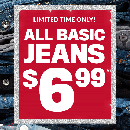 The Children's Place Jeans ONLY $6.99