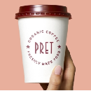 Free Coffee at Pret A Manger