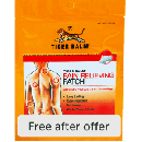 FREE Tiger Balm Pain Relieving Patch