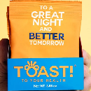 FREE Toast To Your Health Gummies