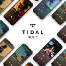 TIDAL HiFi Music 3-Month Subscription $2