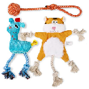 3-Pack Toozey Small Dog Toys $4.80