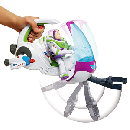 Buzz Lightyear Spacecraft and Figurine $20