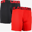 2-Pack Under Armour Boxerjocks $14.99