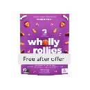 FREE bag of Crazy Richards Wholly Rollies