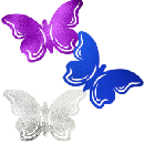 FREE Butterfly Temporary Tattoos
