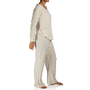 2-Piece Women's Chenille Pajamas Set $19