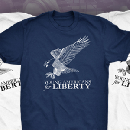 Free Young American's for Liberty T-Shirt